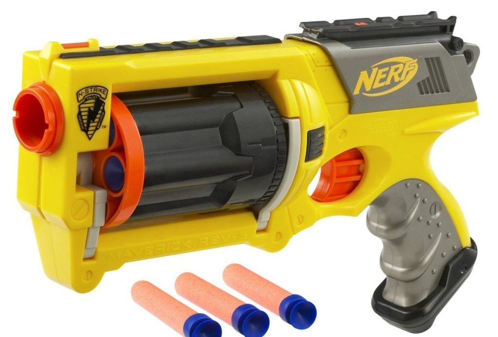 Waiting Period Mandated For Nerf Gun Purchases  U2013 The