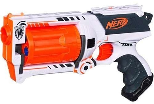 Nerf Maverick White