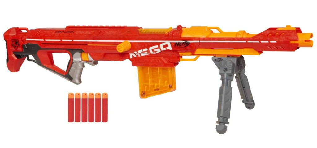 nerf centurion mega sniper nerf gun attachments. Black Bedroom Furniture Sets. Home Design Ideas