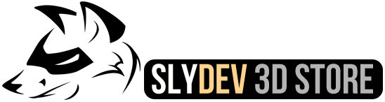 SlyDev 3D Store nerf attachments company
