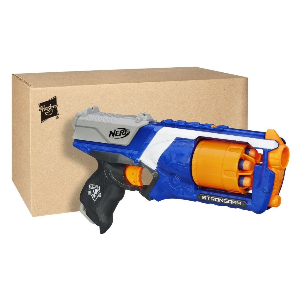 nerf strongarm amazon best sellers list