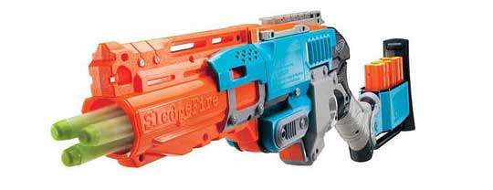Amazon: *HOT* Nerf Zombie Strike Sledgefire Blaster as Low as $11 Each  (Reg. $27.99!) – Hip2Save
