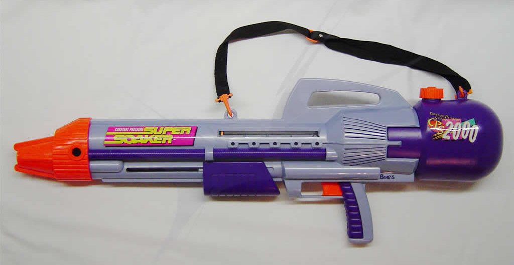 Nerf Super Soaker predecessor, the CPS 2000