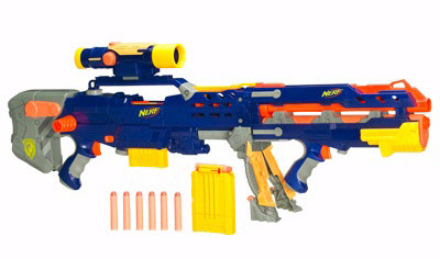nerf longshot nerf or nothing