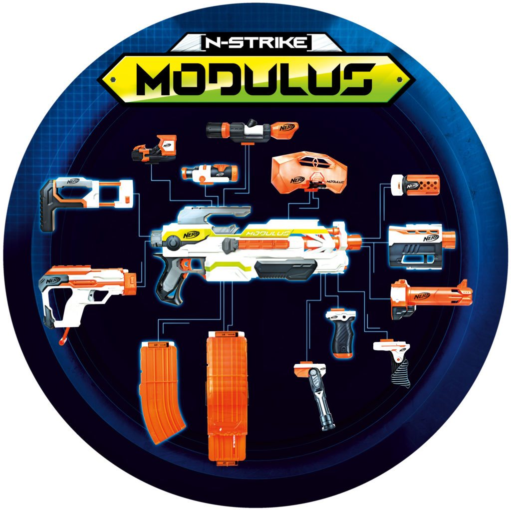 nerf modulus upgrade kits