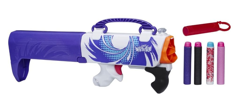 rebelle nerf secret shot