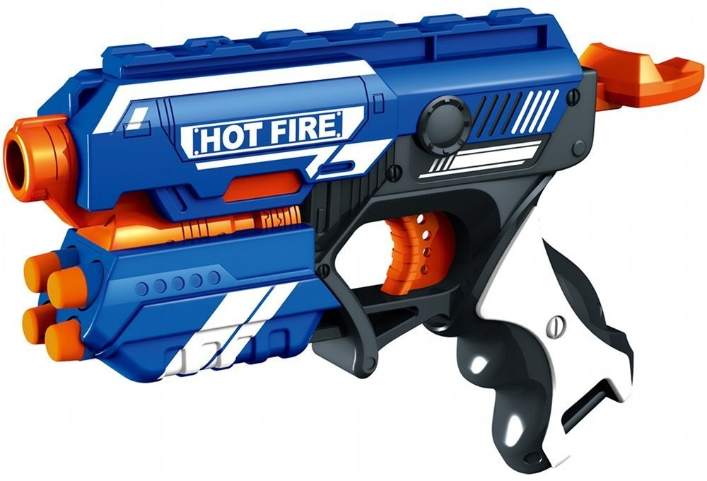 fake nerf guns nerf firestrike clone