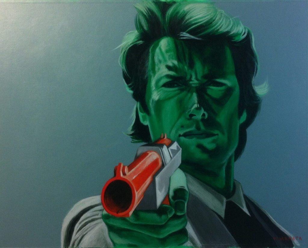 clint eastwood nes zapper nerf sharpfire