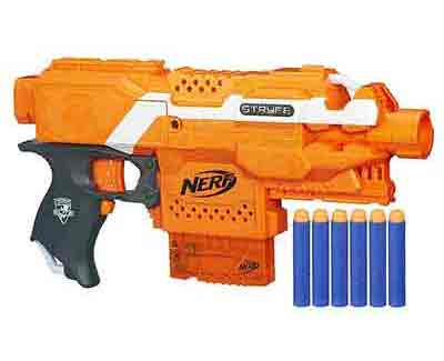 nga nightly nerf news blue nerf elite rhino fire