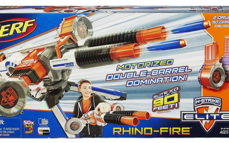 nerf rhino fire box
