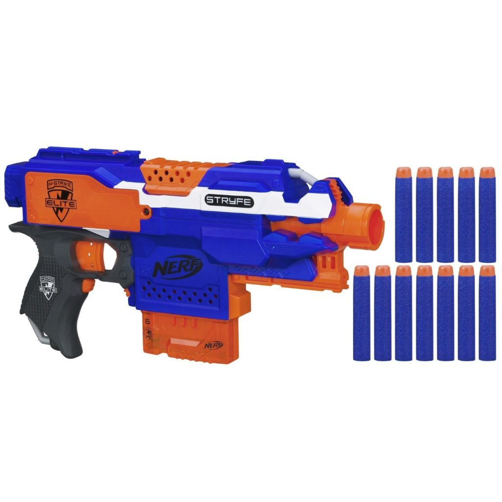nerf elite flywheel blasters nga nightly nerf news nerf stryfe no more stryfe discontinued