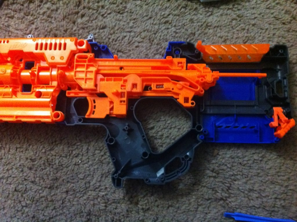nerf crossbolt internals