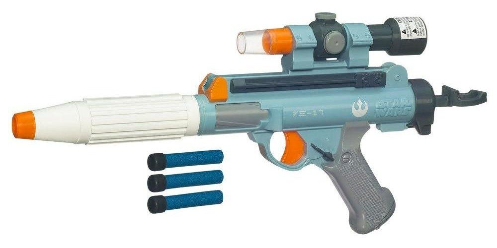 hasbro star wars rebel trooper blaster