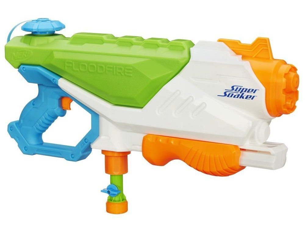 nerf super soaker floodfire