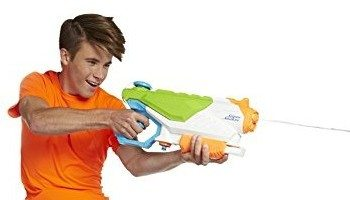nerf super soaker floodfire water blaster