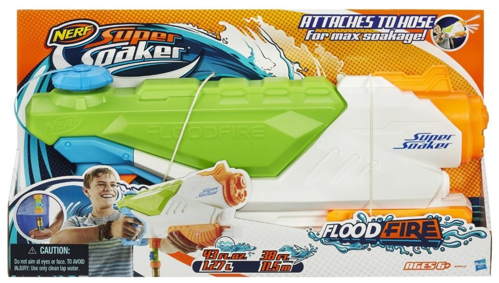 nerf super soaker floodfire box