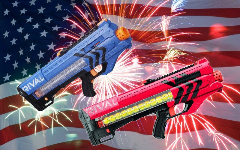 nerf rival stars and stripes