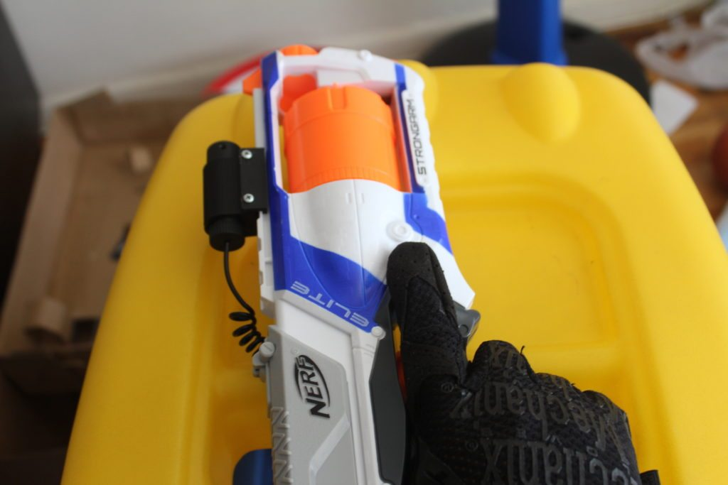 nerf tactical laser module dorm labs