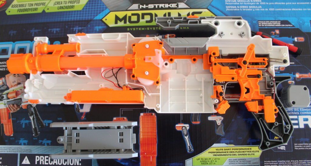 nerf modulus review modulus internals