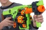 nerf zombie strike doominator review