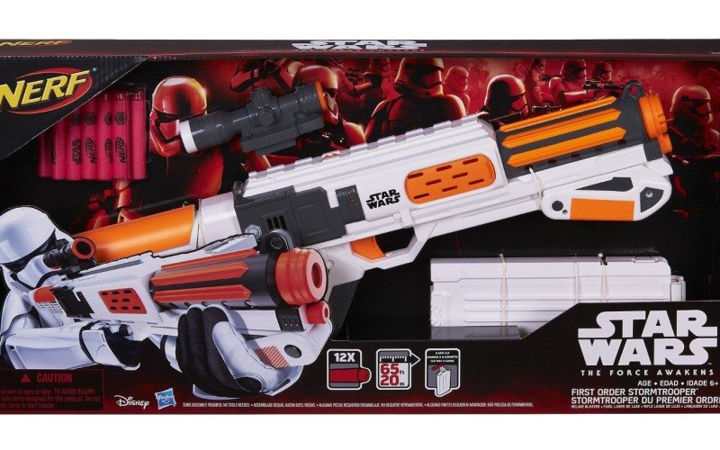 new star wars nerf blasters