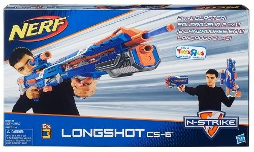 nerf n strike elite longshot box