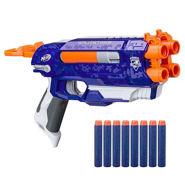 nerf split strike blaster new nerf news nerf splitstrike
