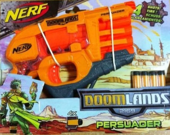 nga nightly nerf news nerf doomlands persuader