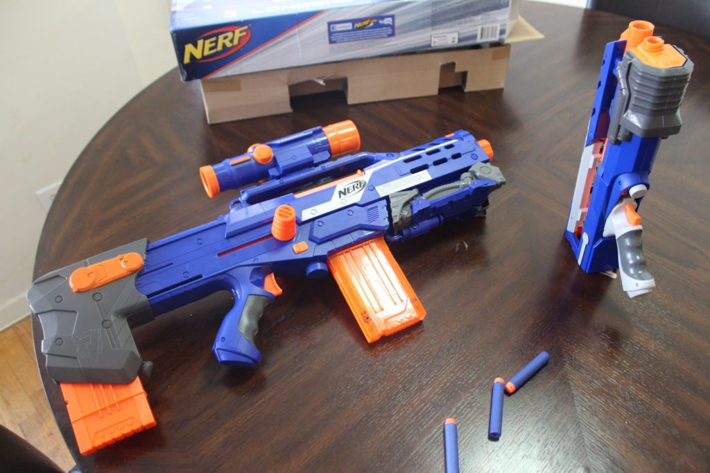 elite nerf longshot cs-6 final thoughts and opinions
