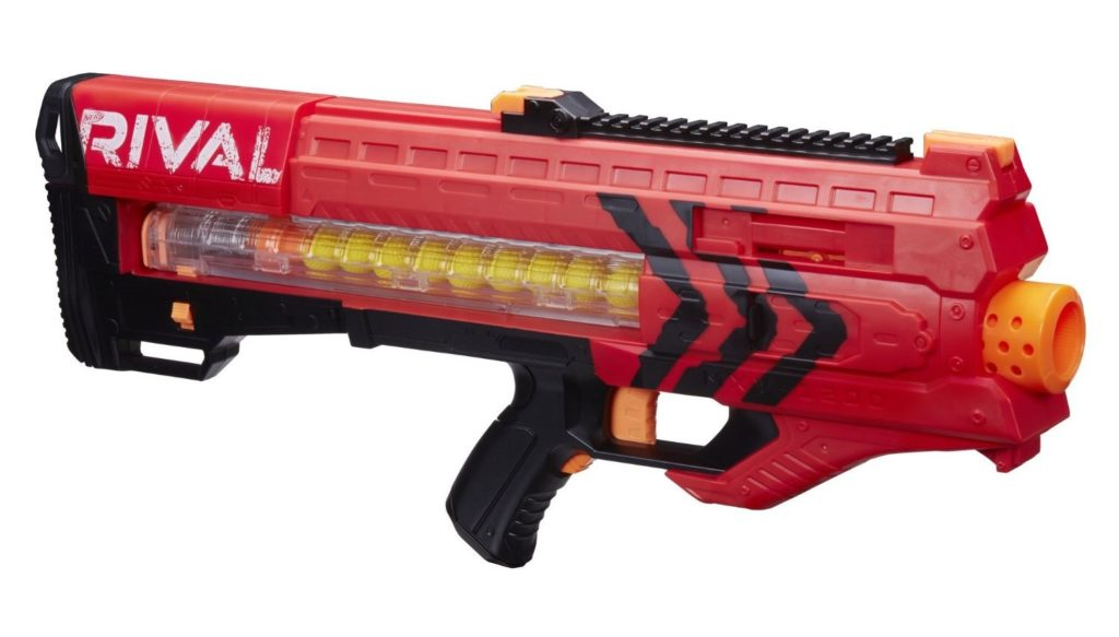 nerf rival zeus mxv 1200 blaster review