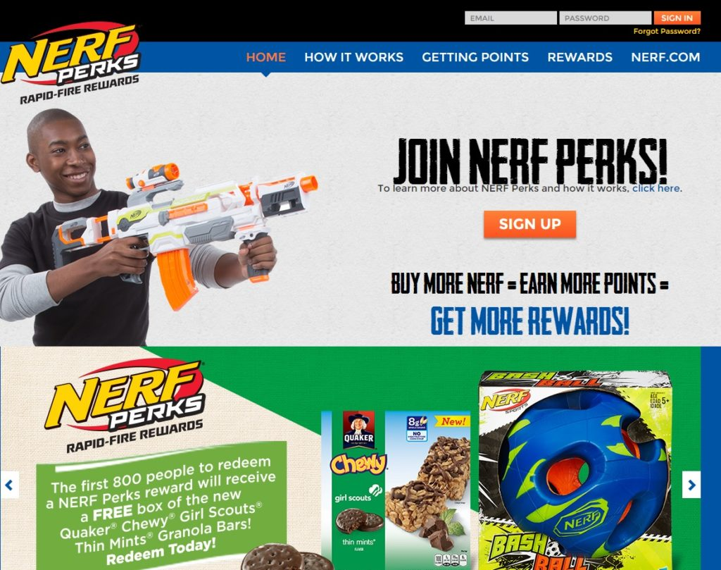 nga nightly nerf news nerf perks rewards program