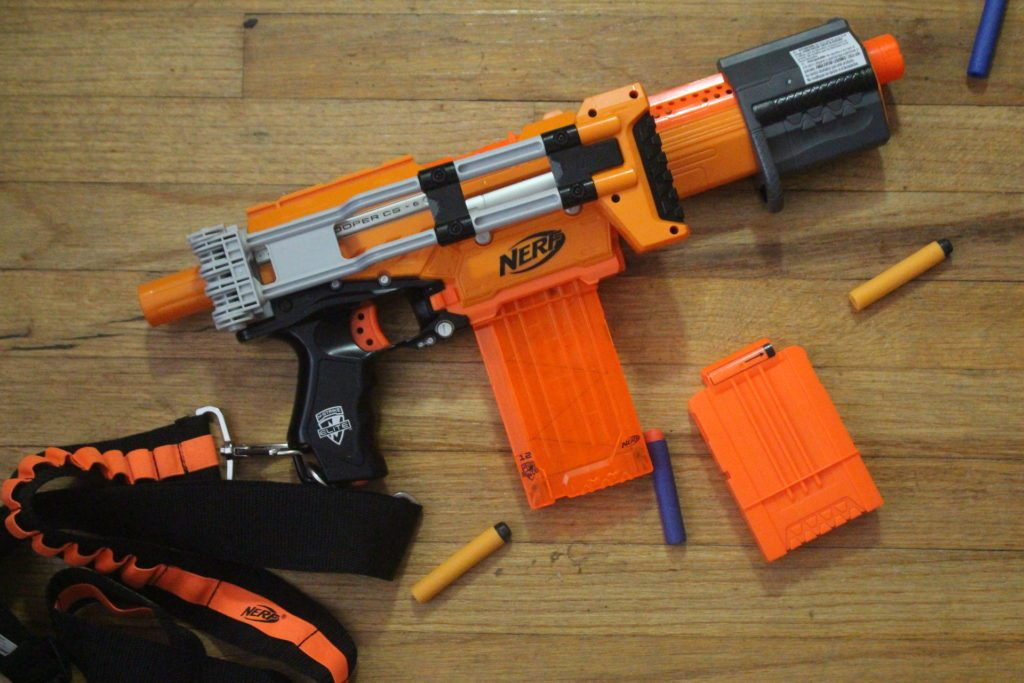 nerf alpha trooper