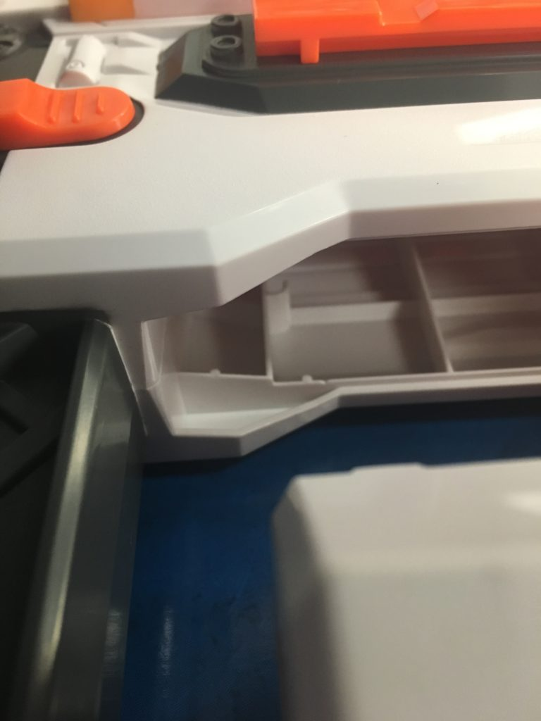 fixing the nerf modulus recon mkii, how to