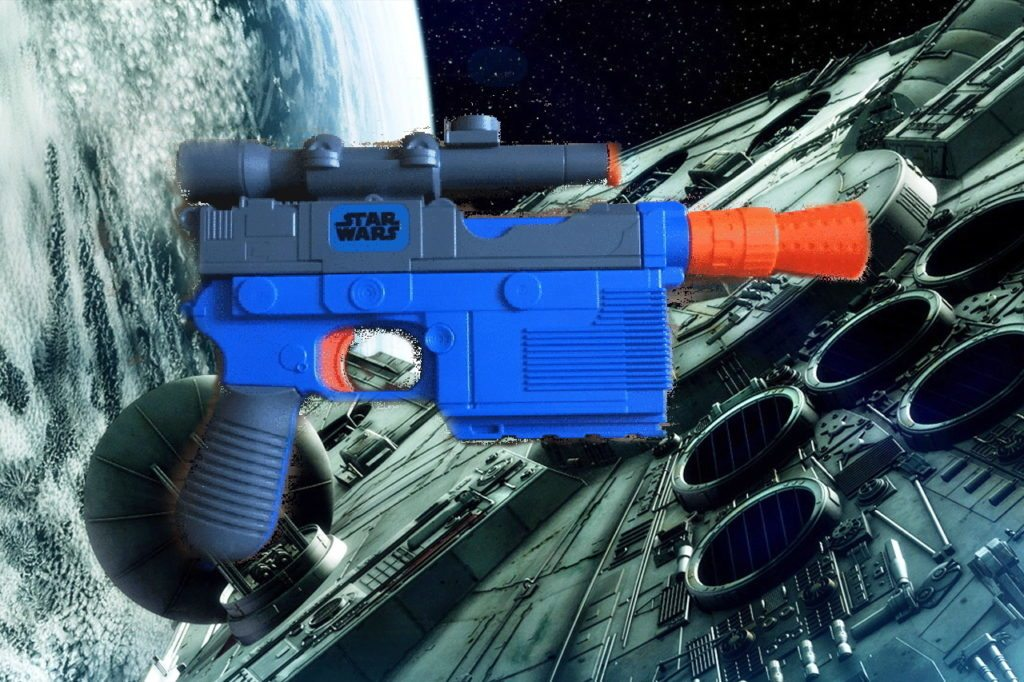 Nerf Han Solo Blaster Review
