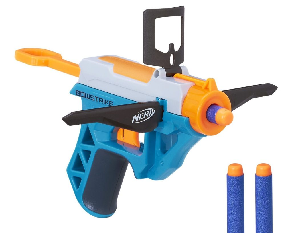 nerf n-strike bowstrike performance