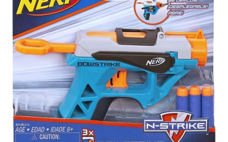 nerf n-strike bowstrike box art