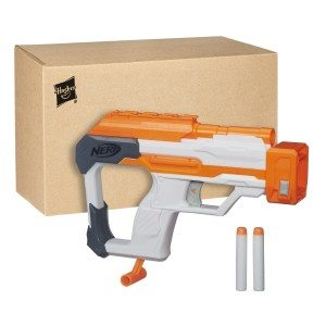 nerf modulus strike and defend upgrade kit blast shield