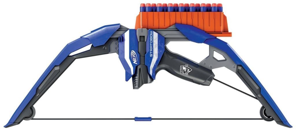 new nerf guns 2016 nerf n-strike elite stratobow blaster