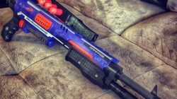 nerf rampage spas 12 - the nerf shotgun mod