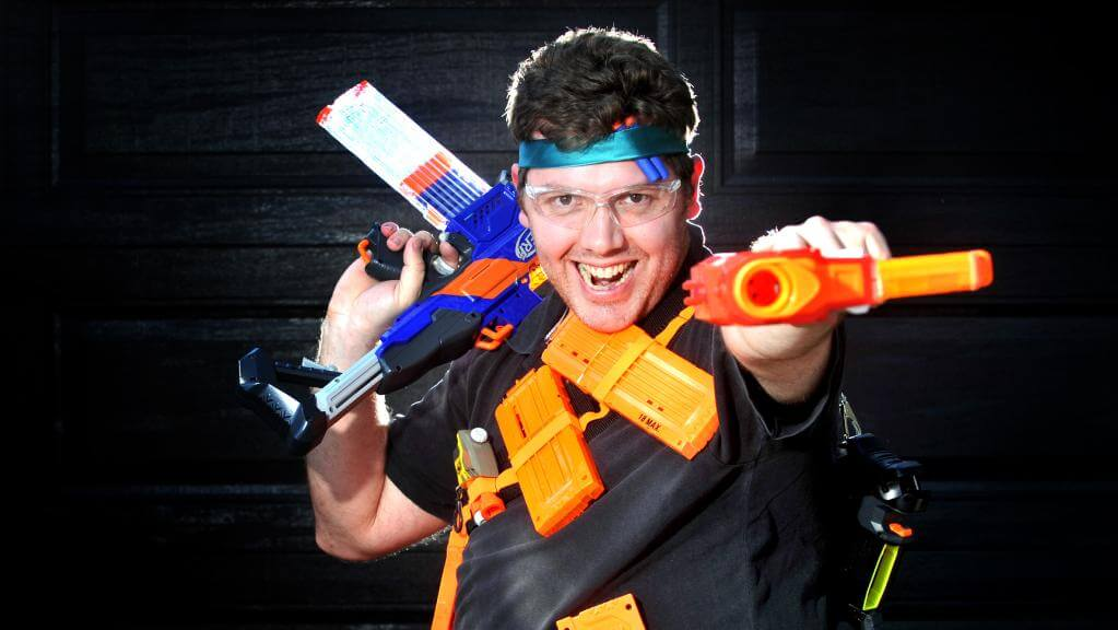 rob poole of the sbnc quitting nerf