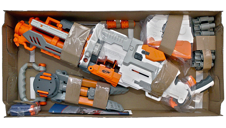 free nerf guns from hasbro's nerf perks rewards program