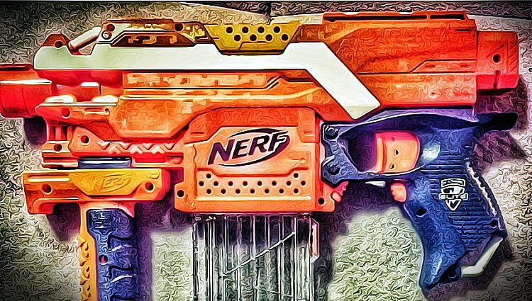 nerf stryfe - nerf war loadouts heavy runner nerf loadout